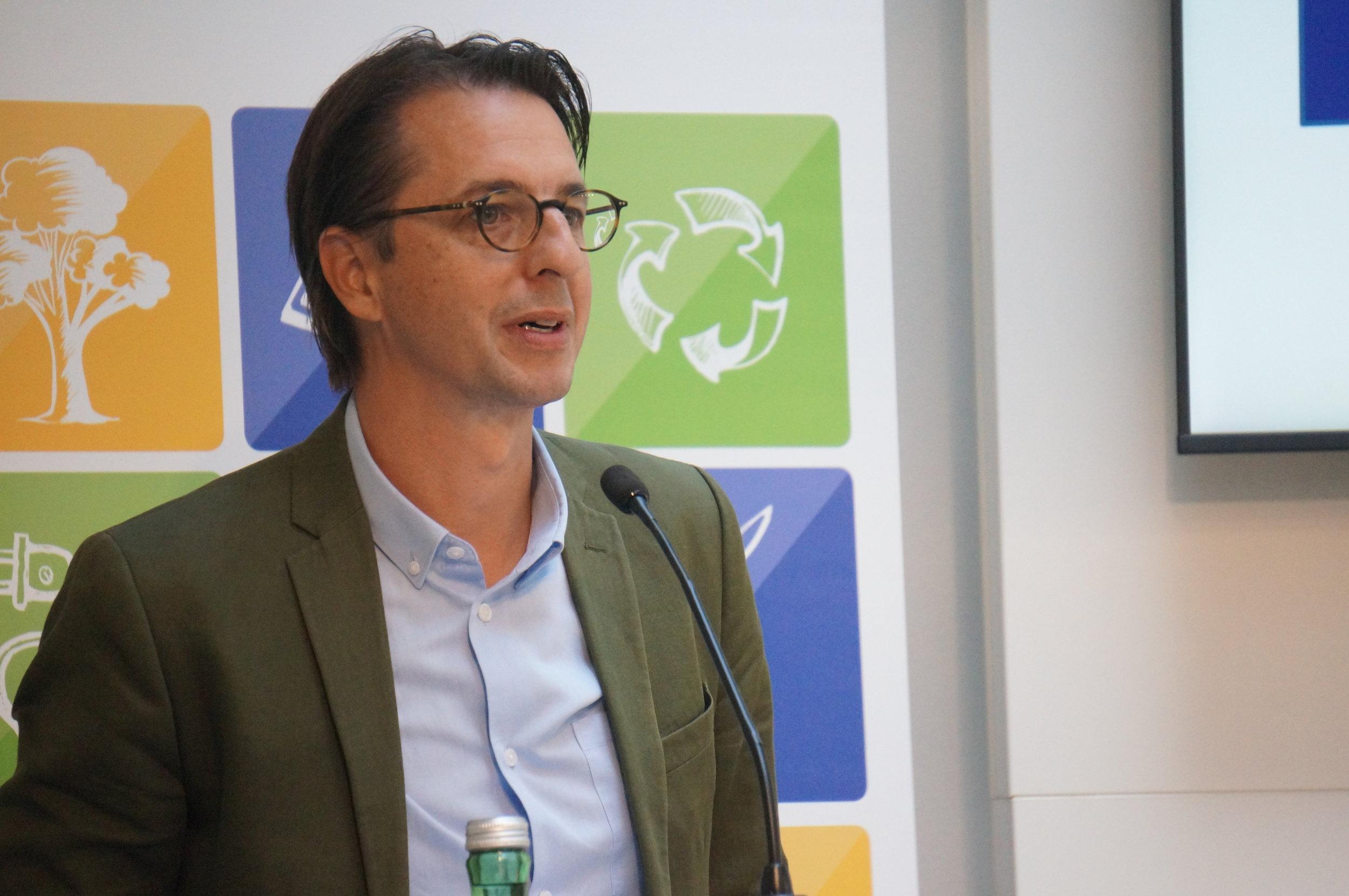 Lukas Stühlinger, oekostrom AG