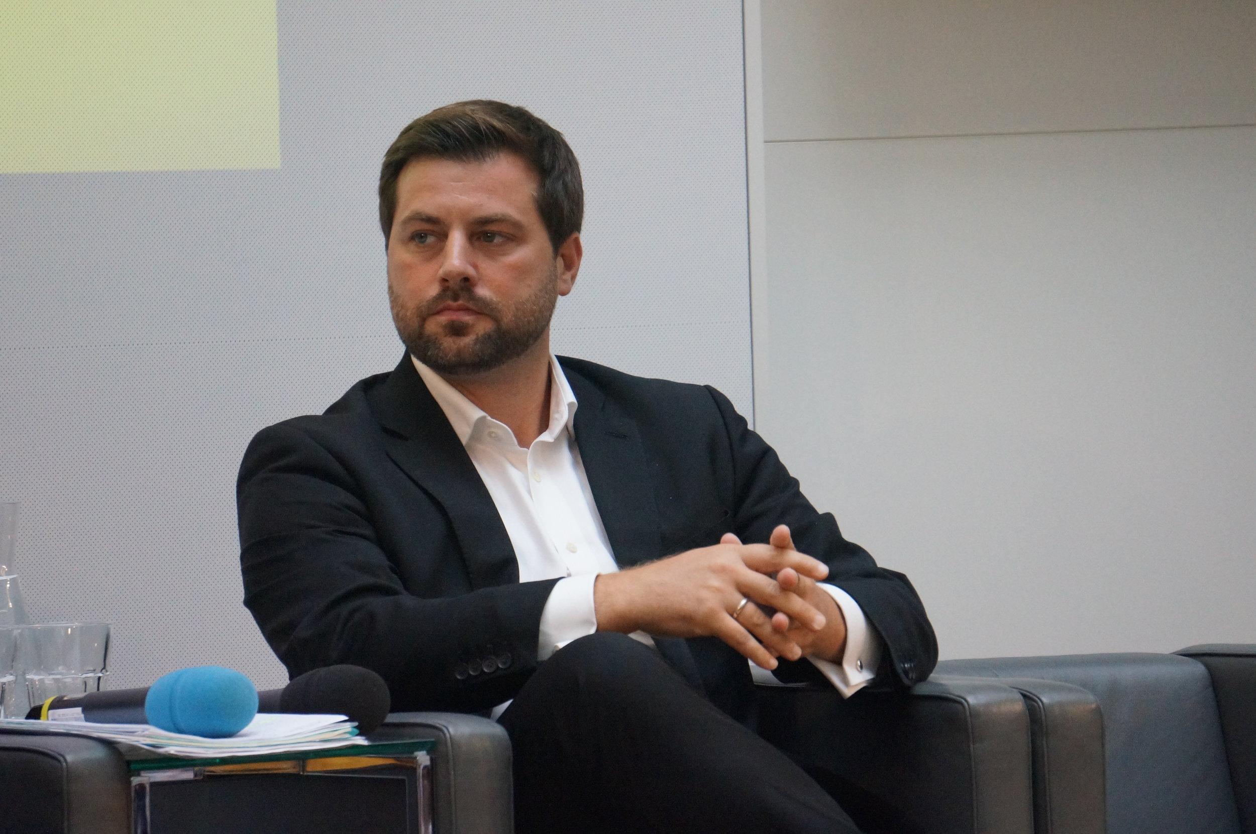 Michael Bernhard, NEOS