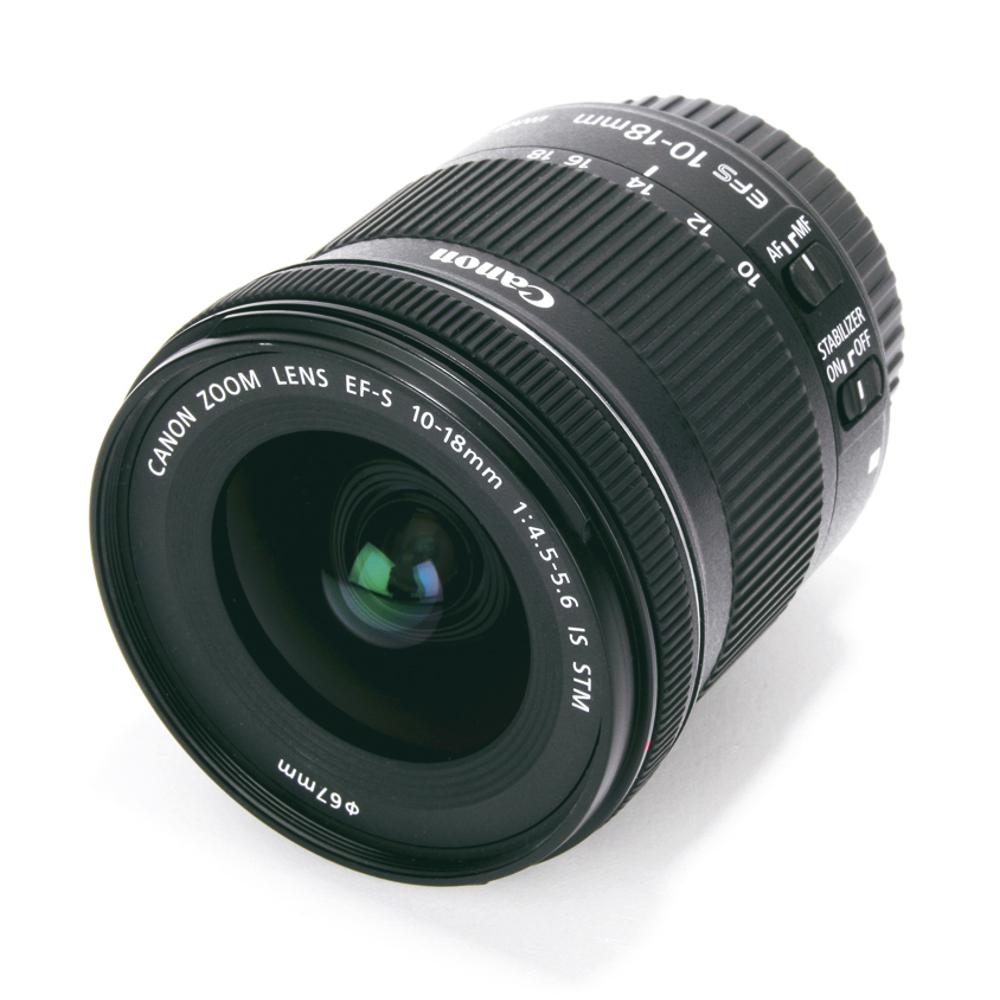CANON 10-18mm -