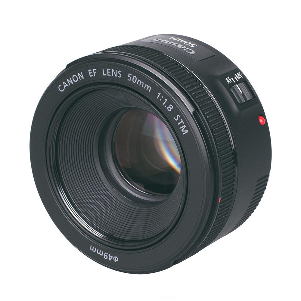 CANON 50mm f1.8 -