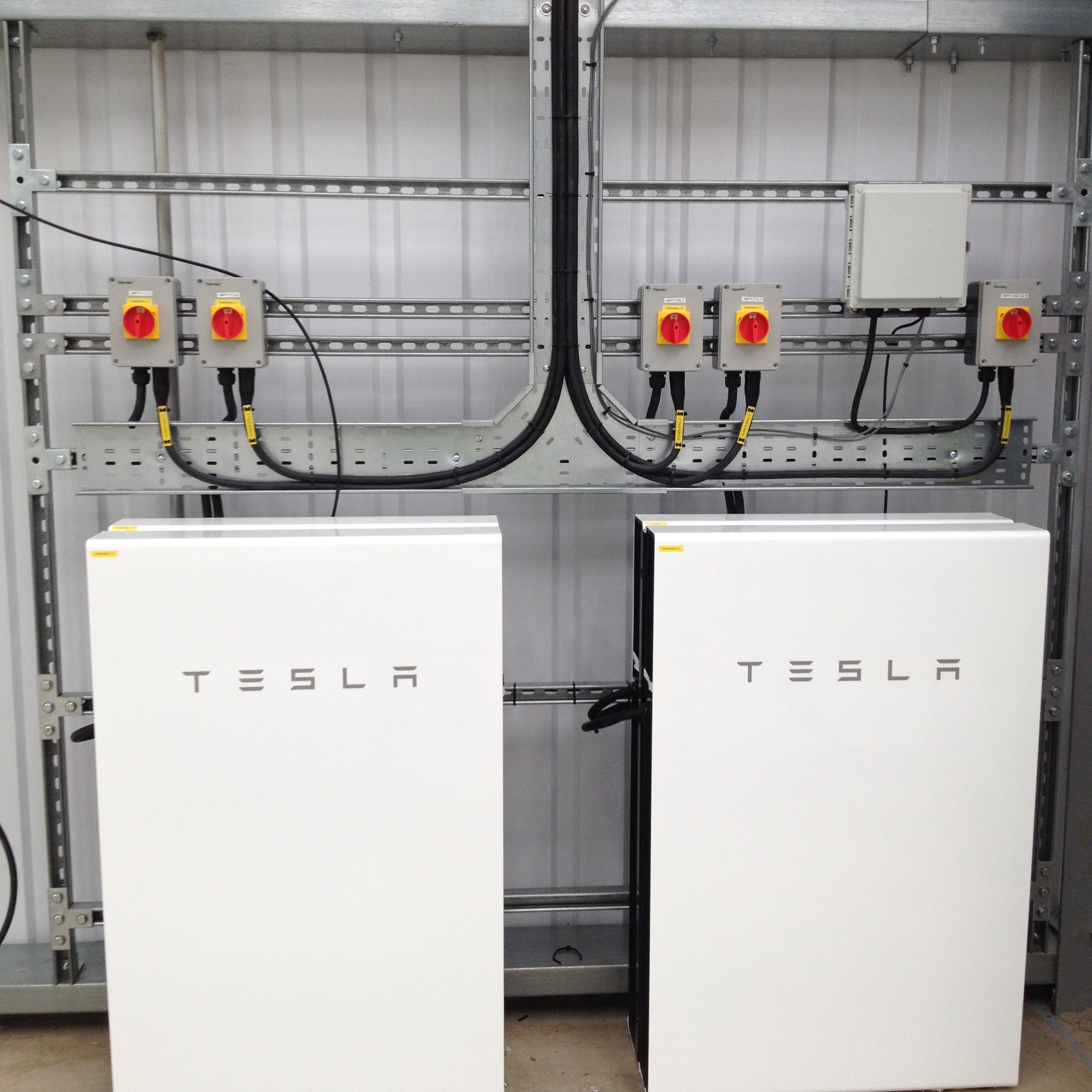 Prologis solar plus storage