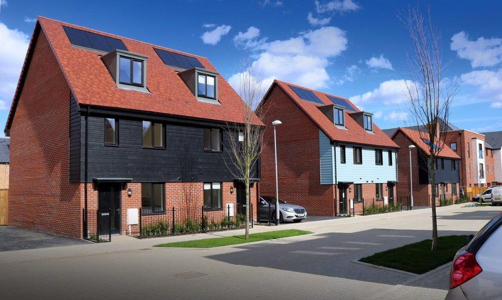 Leybourne Chase, Kent