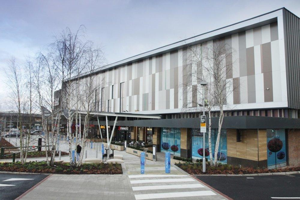 Whiteley Cinema and Leisure Complex