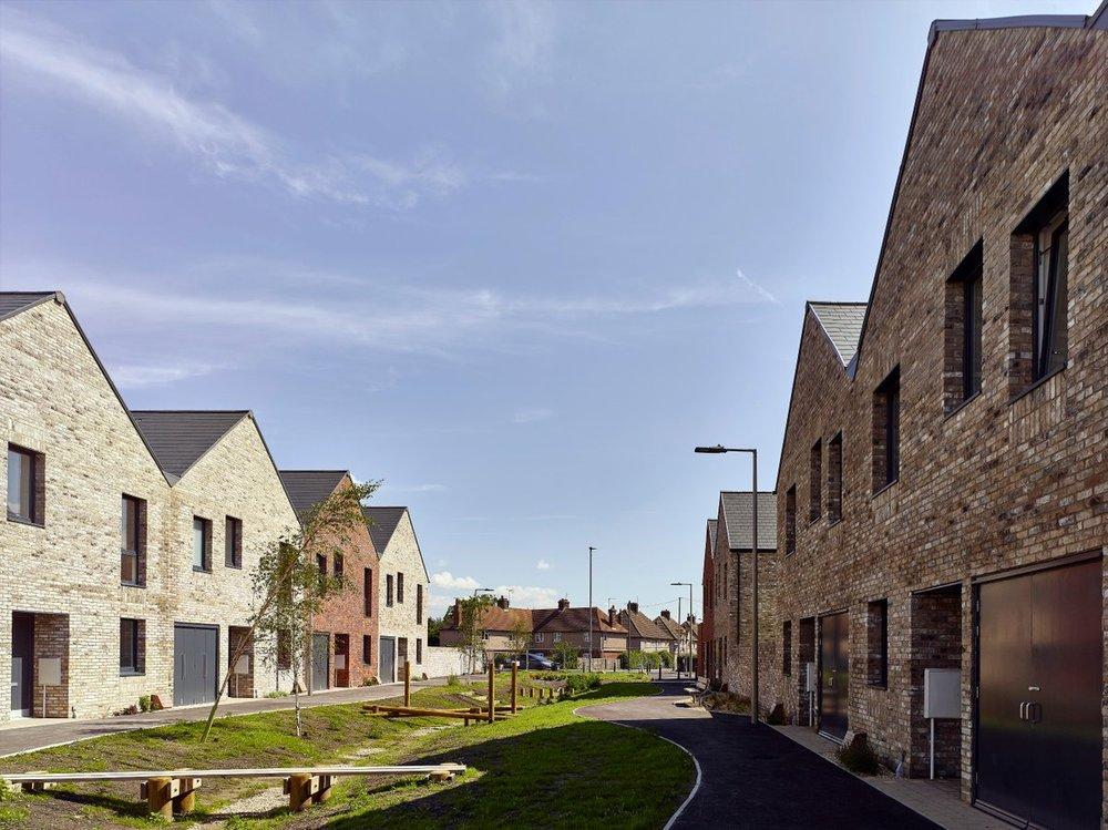 Gloriana Housing Estate, Essex