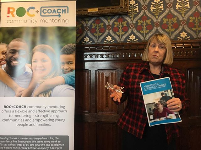 Wonderful to be with ROC redeeming our communities learning about community mentoring in @ukparliament with @uk_ccf Patron Fiona Bruce MP