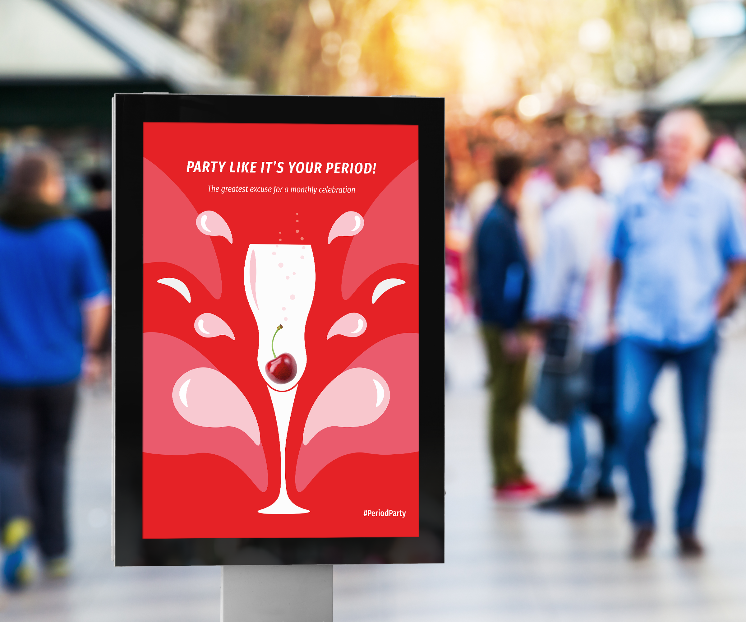 Free Public Place Vertical Billboard Mockup For Advertisement.2.png