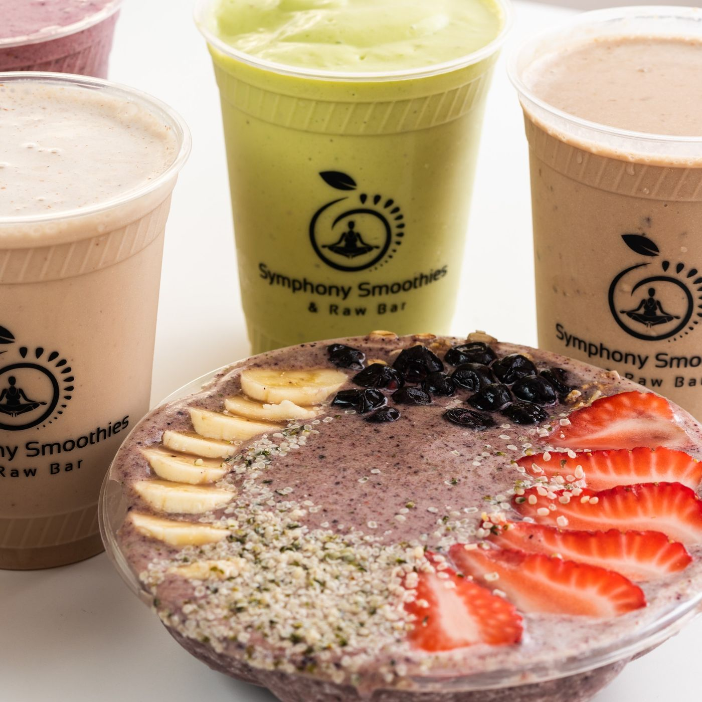 Symphony  Smoothies and bowls