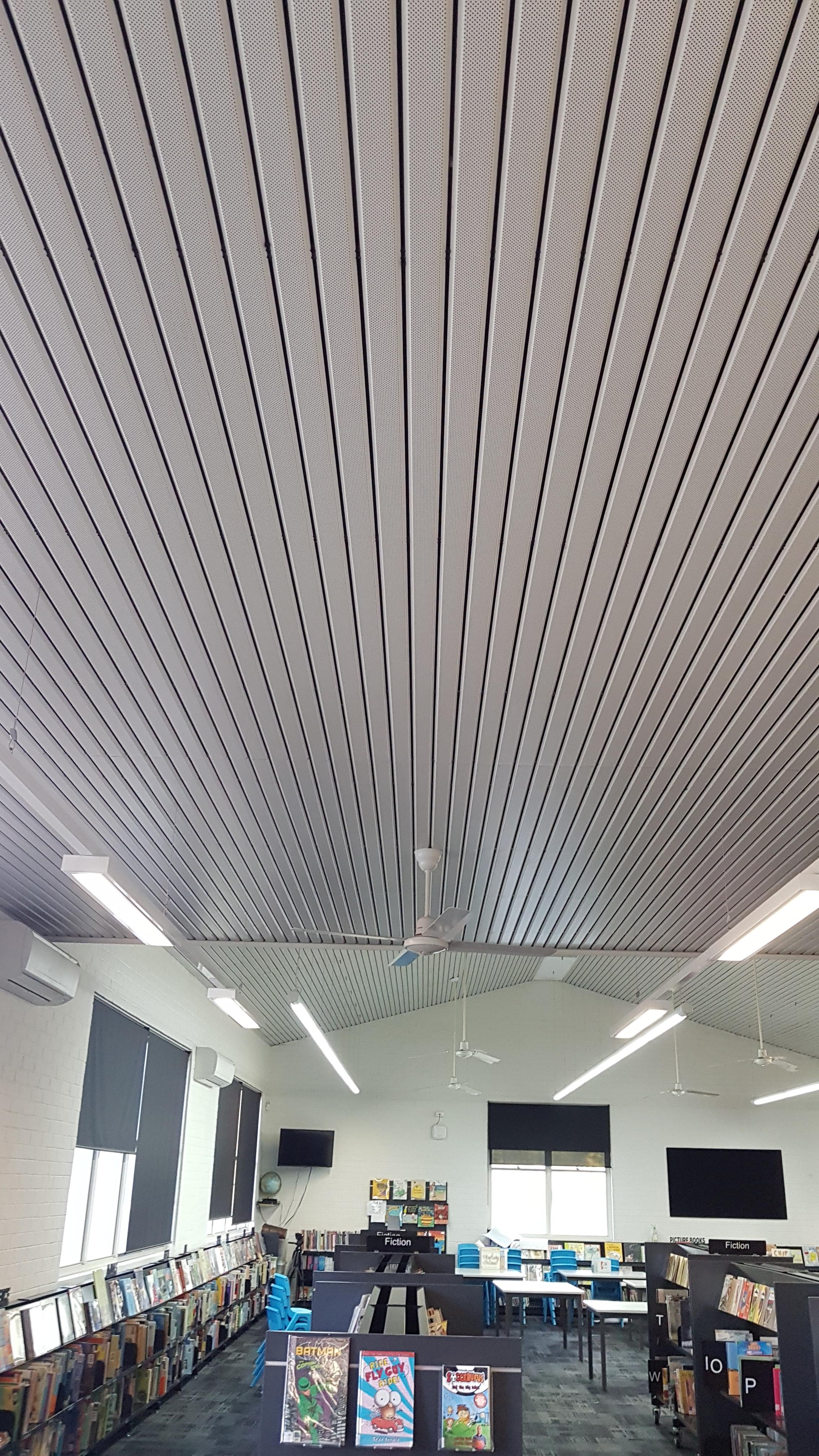 Metal Strip Ceilings