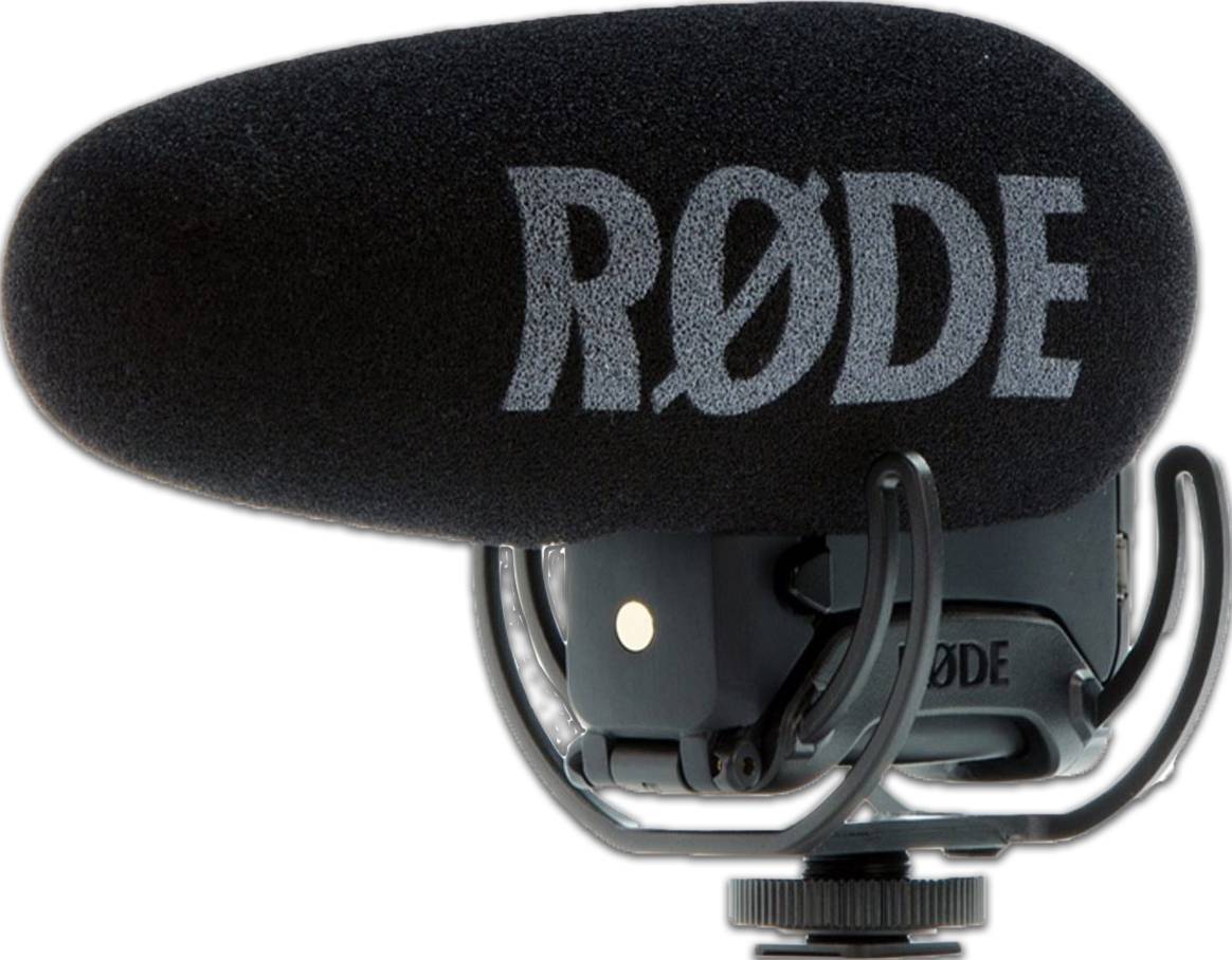 røde videomic pro plus - This microphone is fantastic to record clean and good audio for your camera.
