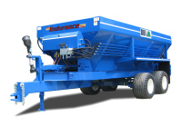 ENDURANCE - Tough and versatile, Endurance is BBI's litter spreader designed to deliver a variety of organic materials, including poultry litter, manure, and organics. Fully-customizable to multiple application needs, Endurance brings industry-leading cost-in-use efficiency to your field operations.