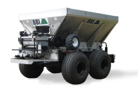 LIBERTY - Sometimes you need a spreader for medium-sized jobs, and BBI's Liberty gives you the freedom to execute with efficiency and value in the field. This medium-capacity line of ground-wheel-drive fertilizer and lime spreaders features PTO and hydraulic spinner systems.