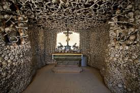 Interior of the Skull Church