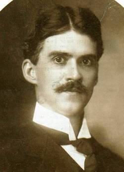 Frederick Lemp. My, what startling eyes you have, sir.