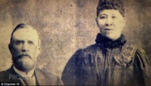 Christopher and Elizabeth Crawley