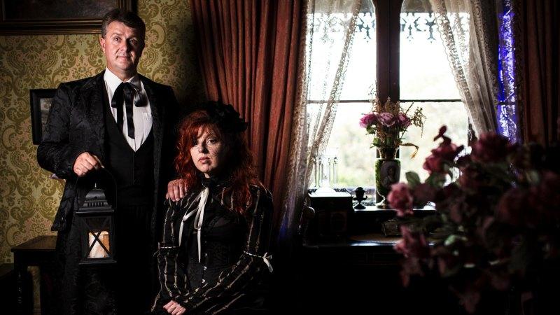 Lawrence and Sophia Ryan