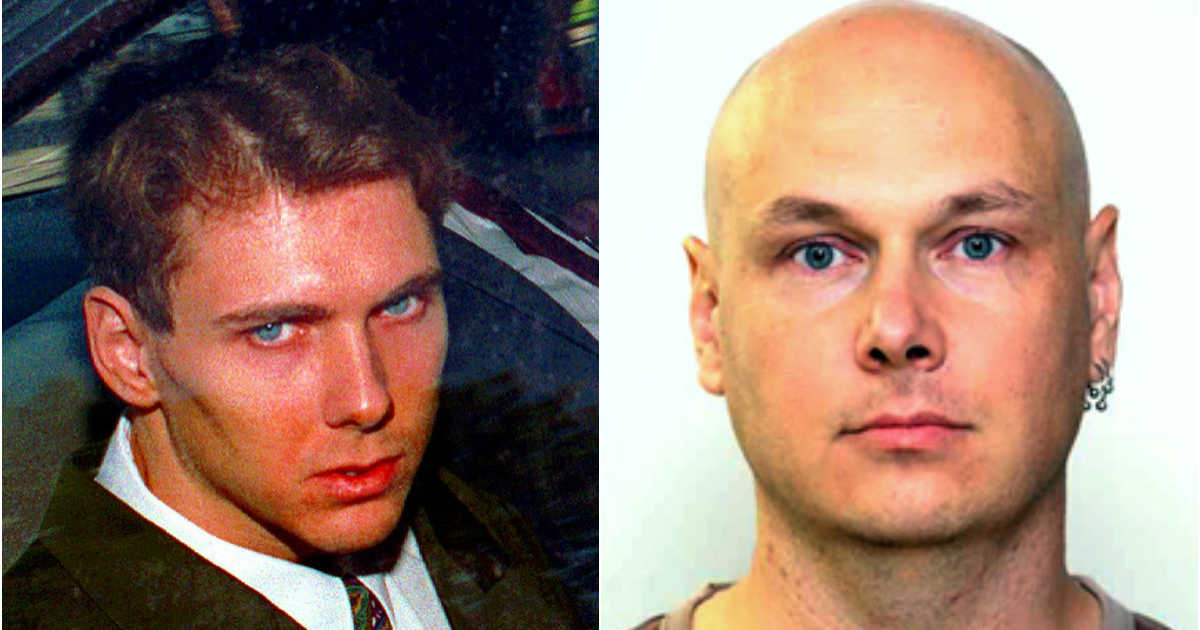 Paul Bernardo then and now