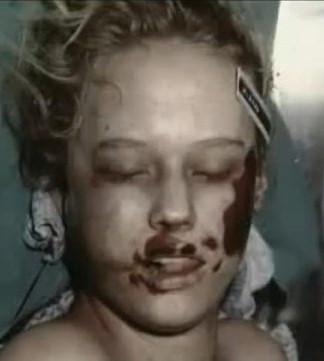 Tammy Homolka…
