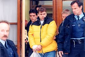 Paul Bernardo being arrested - FINALLY!