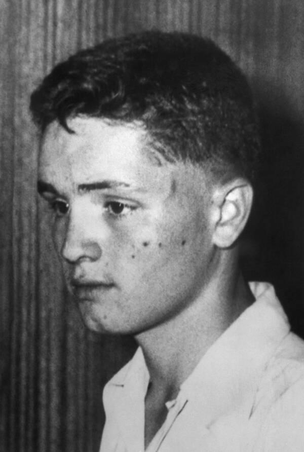 Manson at 14-years-old