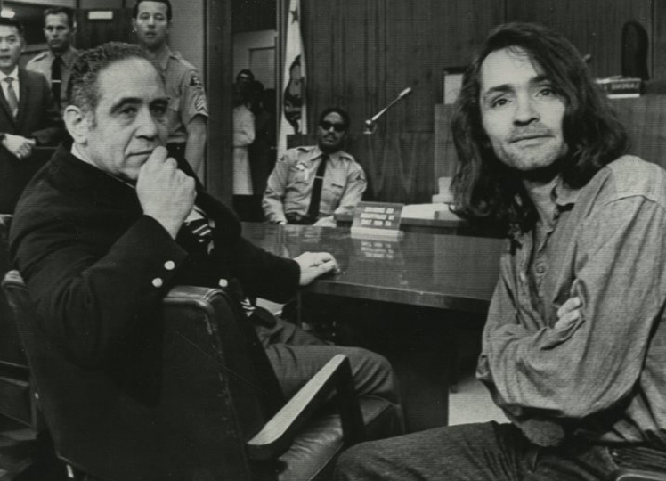 Manson and his attorney Kanarek