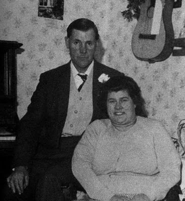 Walter Stephen West and Daisy Hannah Hill-West. Fred's parents.