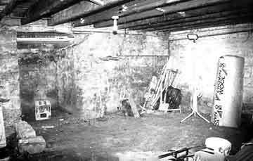 Basement at 25 Cromwell Street
