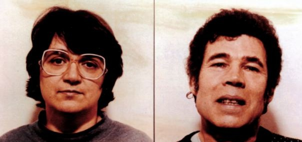 Rose and Fred West finally arrested!