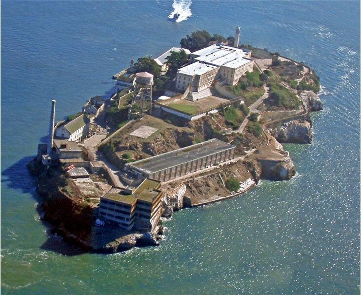 """Alcatraz aka """"The Rock"""""""