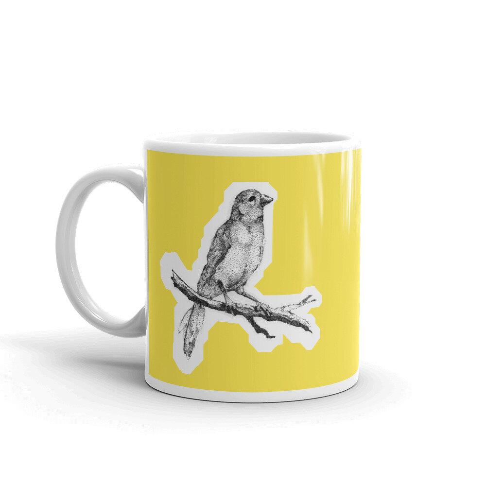 Bird_Canary_ART_MERCH_mockup_Handle-on-Left_11oz.jpg