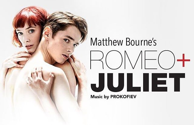 |✨ Romeo and Juliet ✨| Yesterday I was lucky enough to see the first dress rehearsal for @matthewbourne13 #RomeoandJuliet @mbnewadventures @curve_leicester ✨ An incredibly powerful performance with such a raw and amazing orchestration of the music. A real must see if you're in Leicester! . . .  #worldpremiere #supportleicesterlocal #leicester #thecurve #matthewbourne #prokofiev #music #live #tour #ballet #newshow #dance  #livecreatively #matthewbournesromeoandjuliet #artshare #artistoftheday #seekinspirecreate #harp #saxophone #percussion #mandolin #strings #incrediblemusic #whatson #sadlerswells