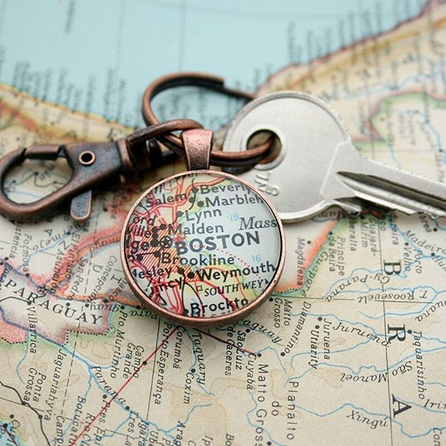 Bespoke map items