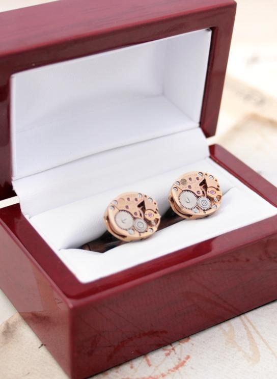 Omega Watch cuff links