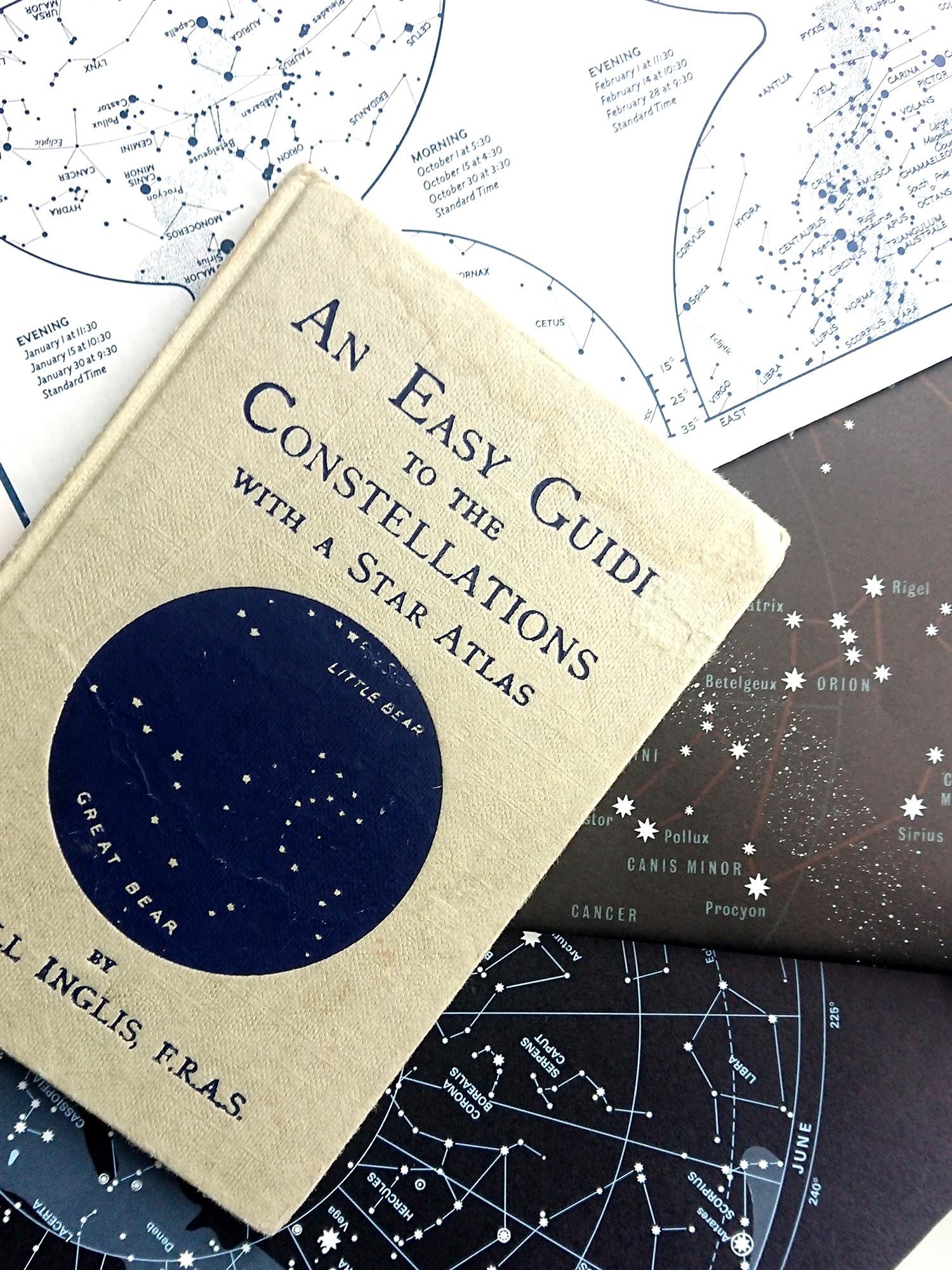 celestial maps of heaven