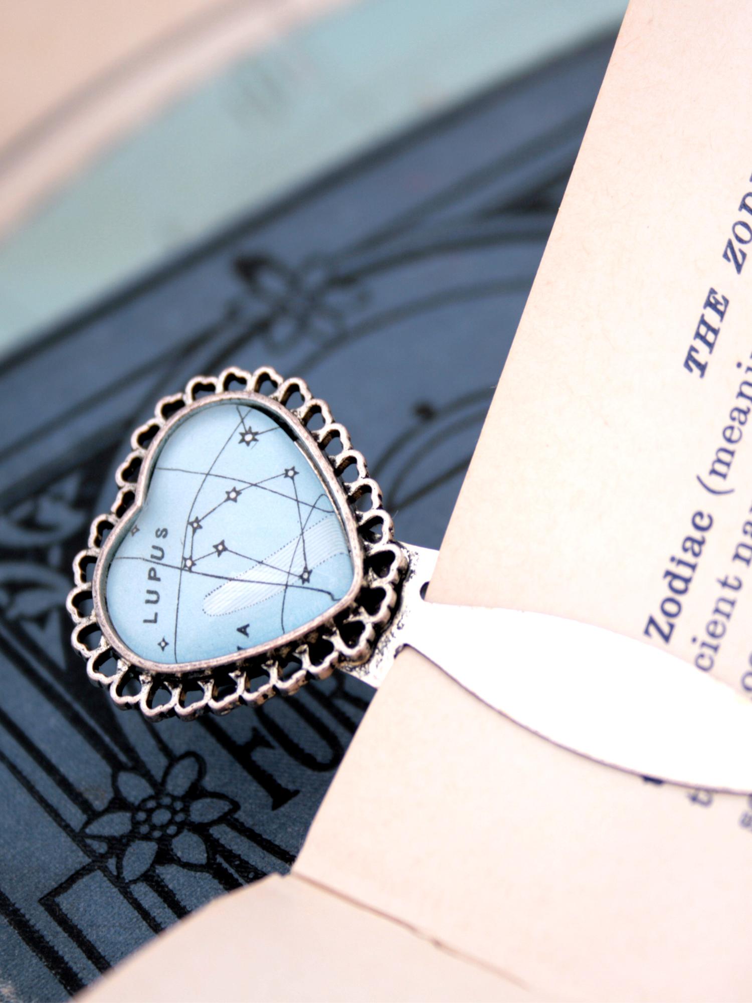star constellation bookmark