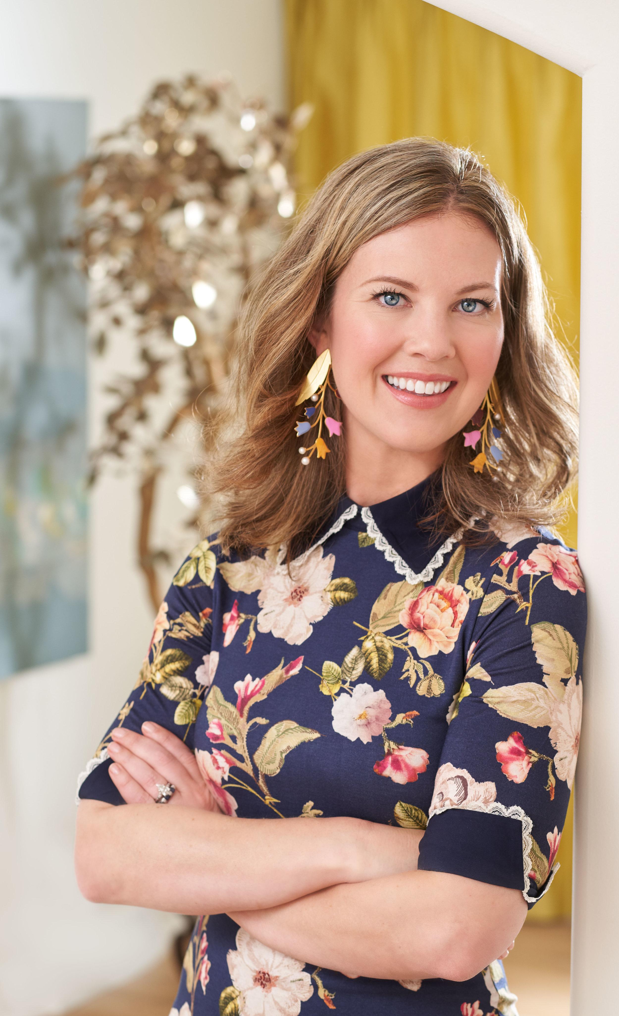 Interior Designer, Kara Cox