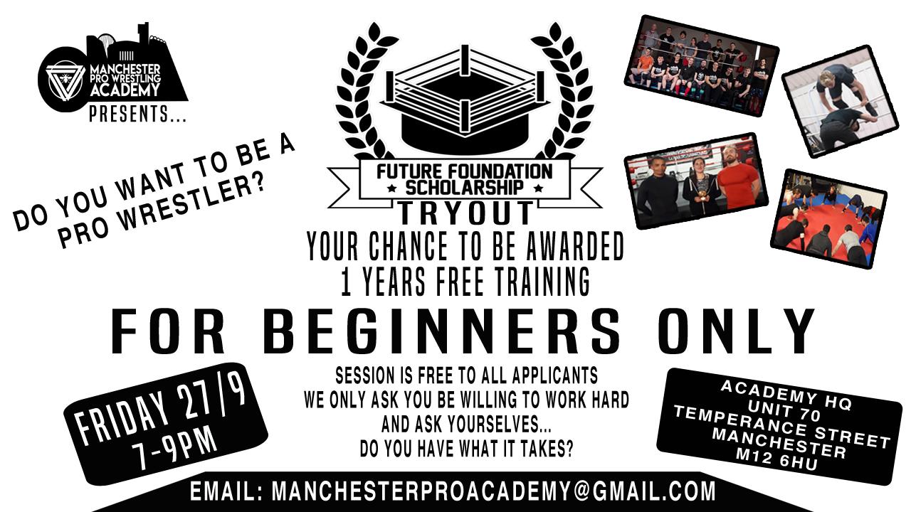 Manchester Pro Wrestling Academy