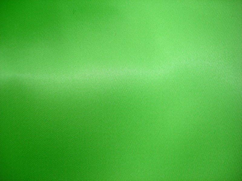 Lime Green Satin