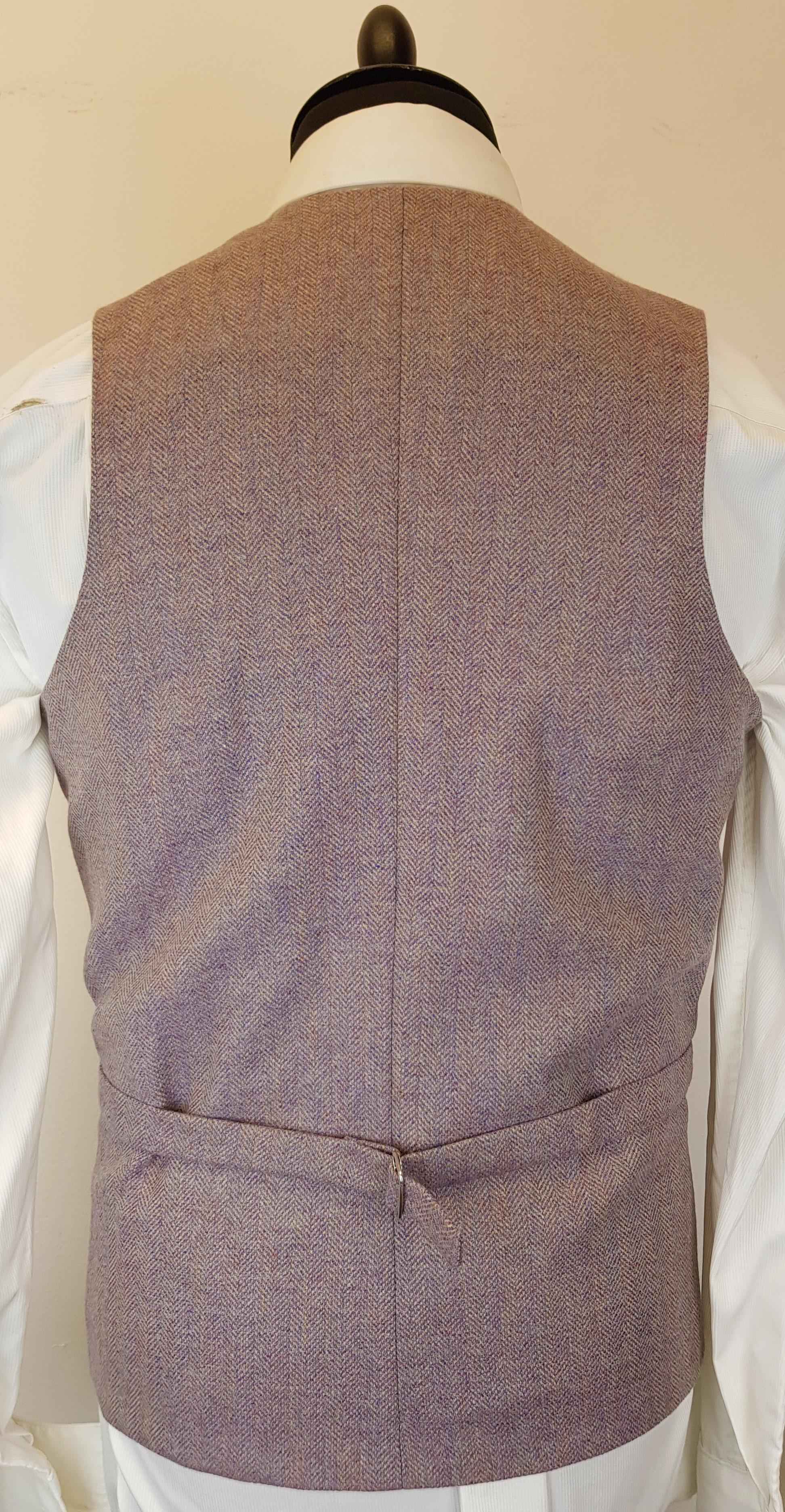 Lavender Tweed Waistcoat (7).jpg