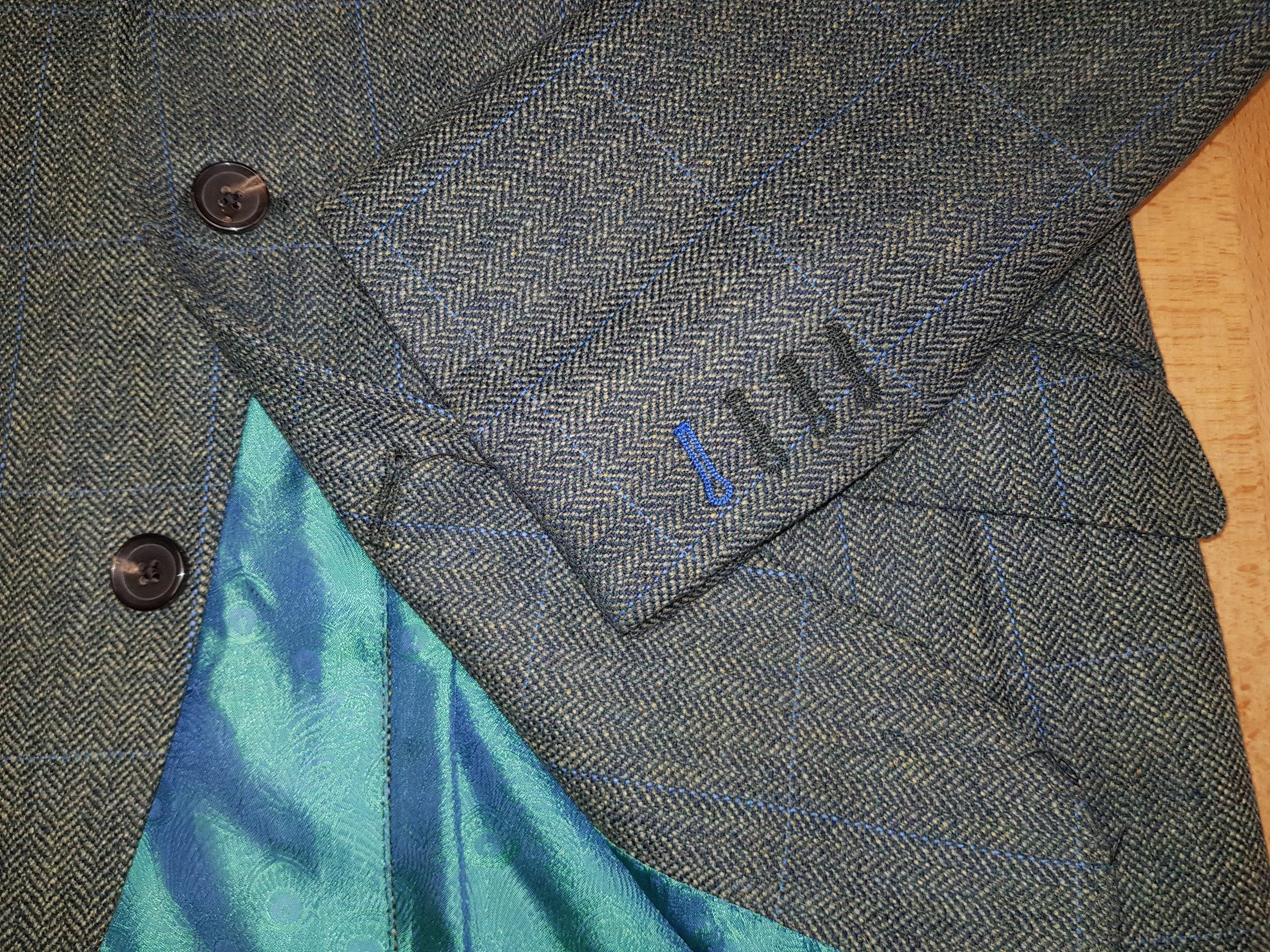 3 Piece Herringbone and check tweed suit (19).jpg