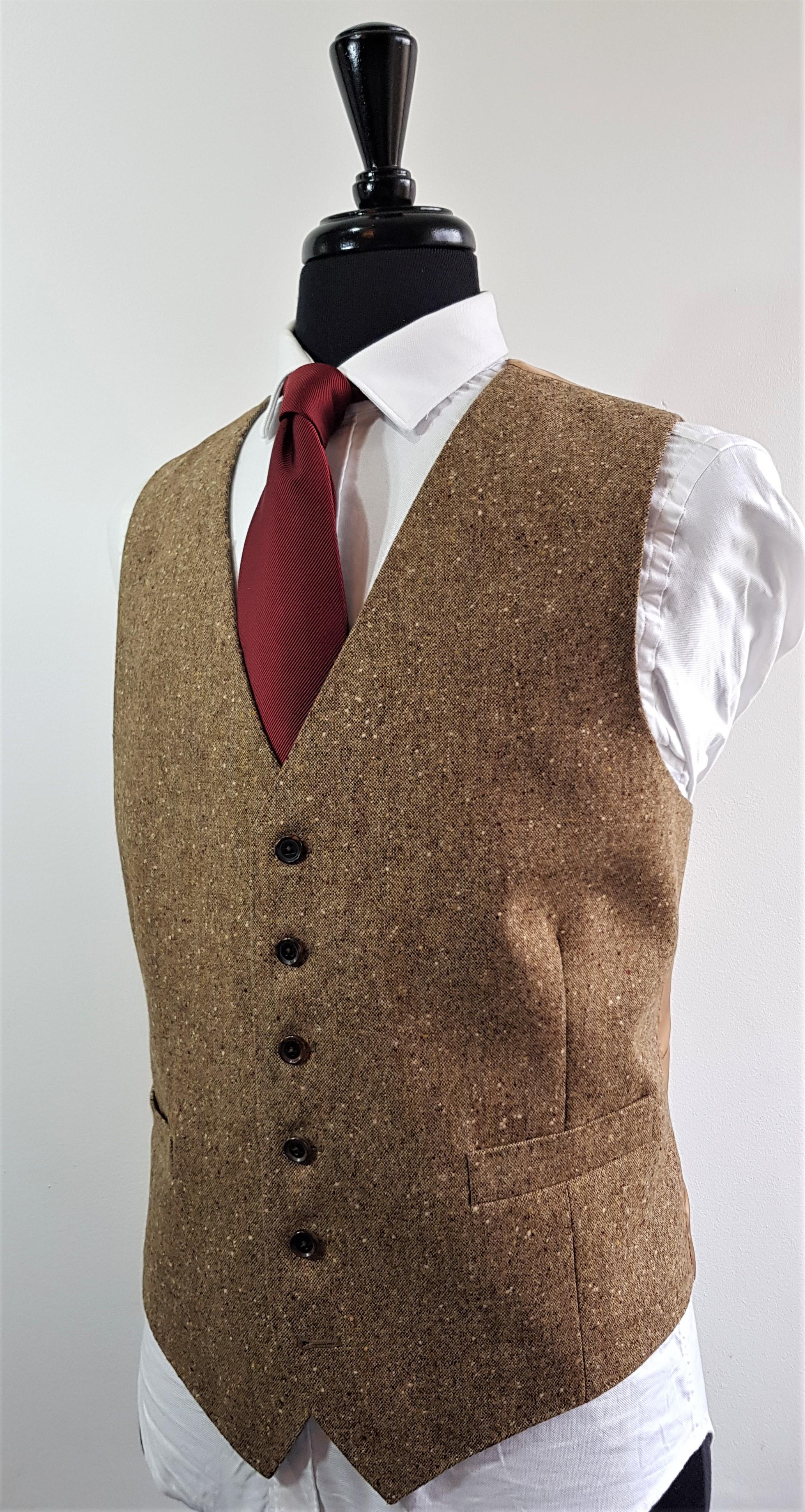 Brown Donegal 3 piece tweed suit (3).jpg