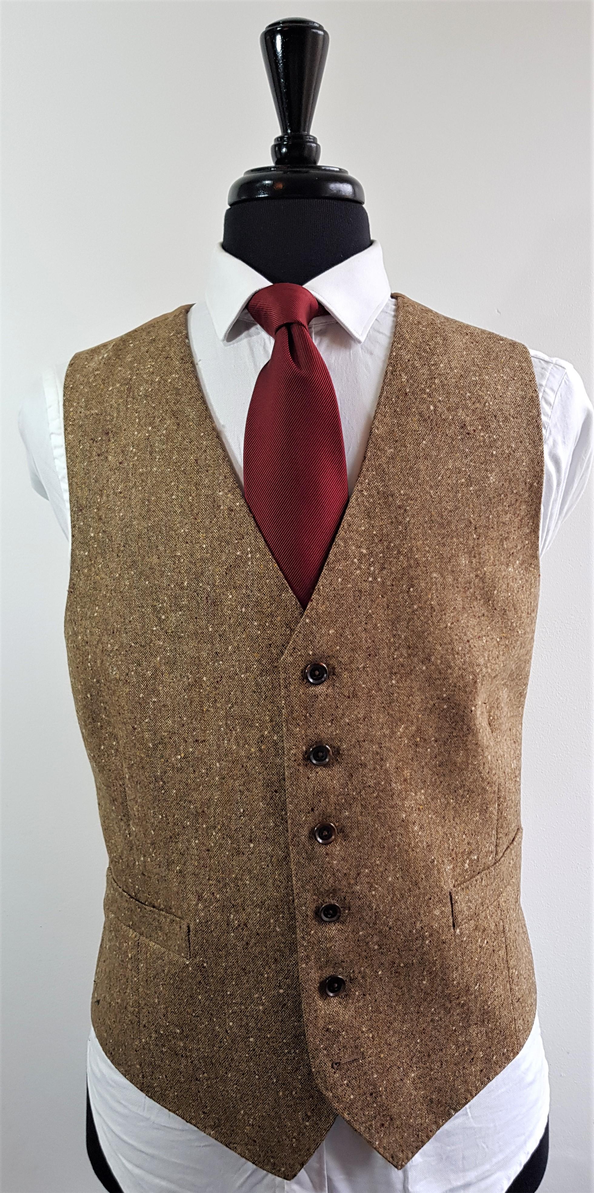Brown Donegal 3 piece tweed suit (2).jpg