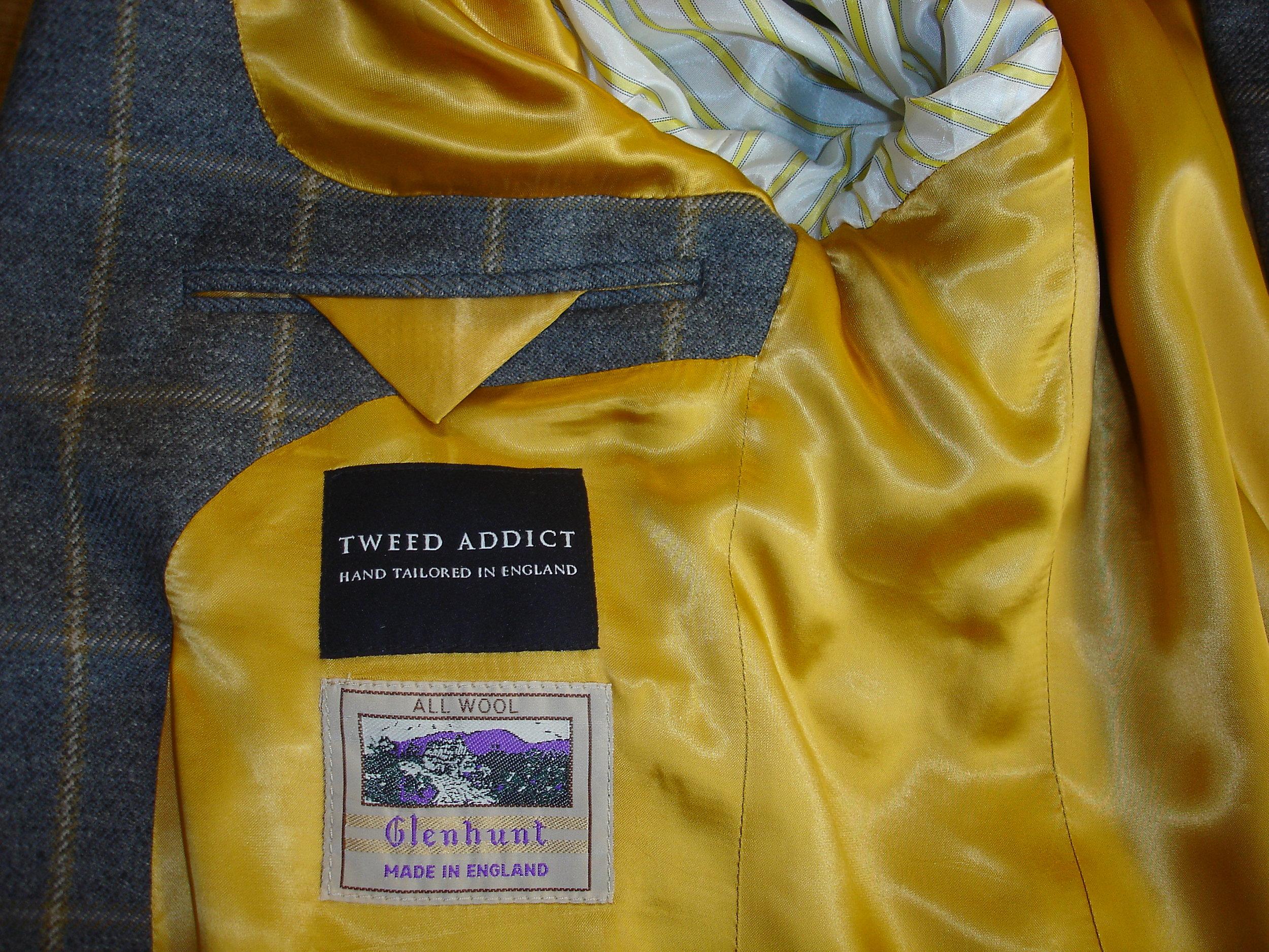 Glenhunt Grey Check 3 Piece Tweed Suit (14).JPG