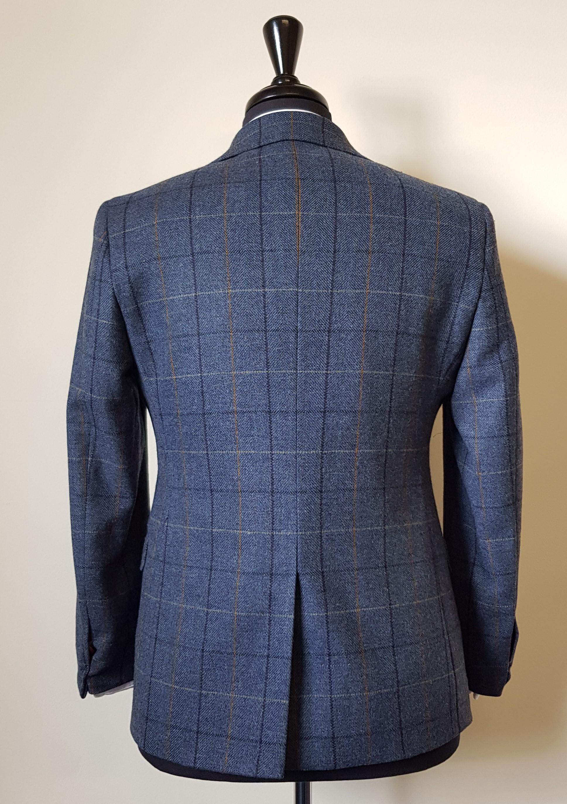 3 piece tweed suit blue check (7).jpg