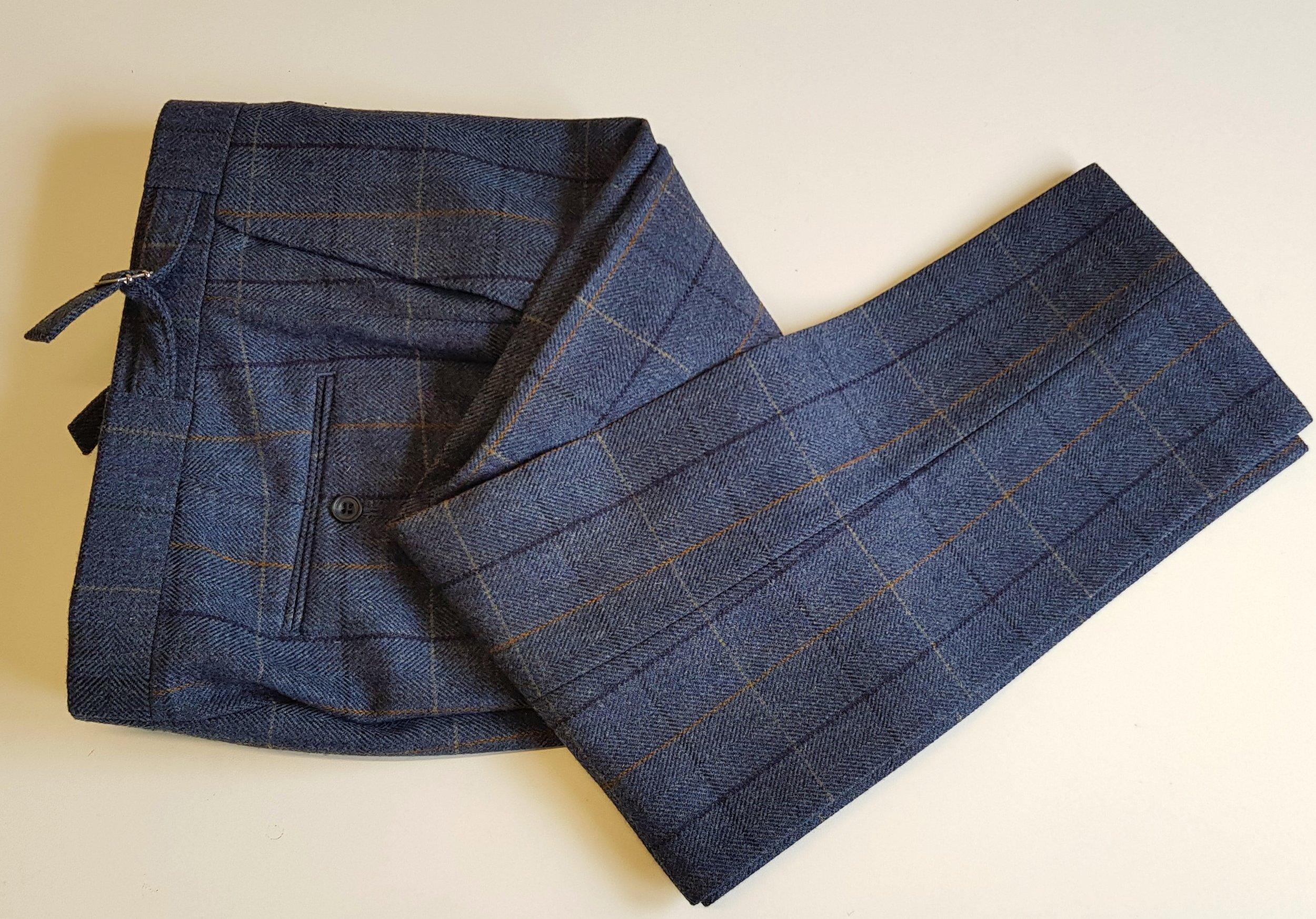 3 piece tweed suit blue check (9).jpg