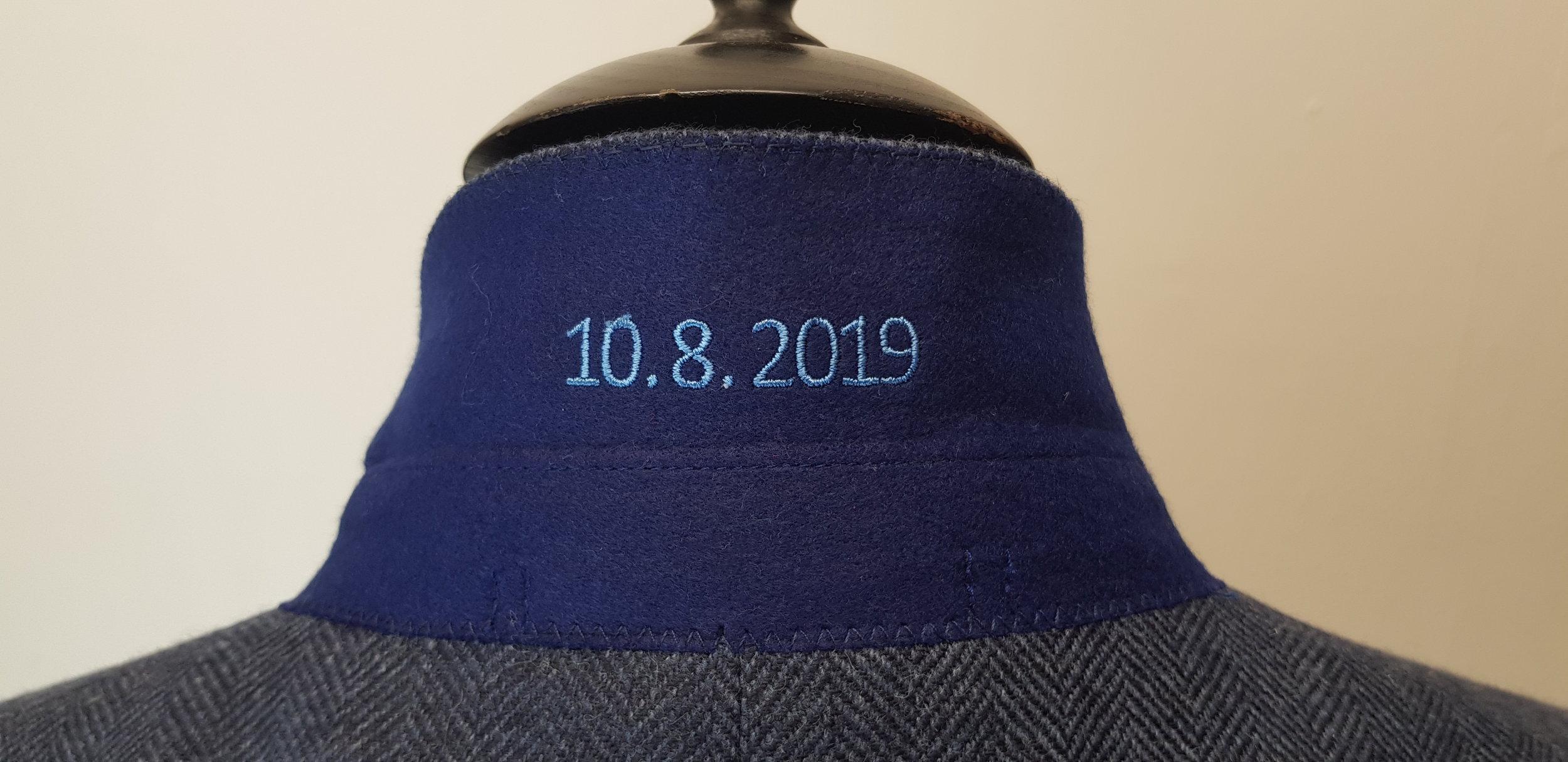 3 piece tweed suit in blue herringbone extra fine merino (1).jpg