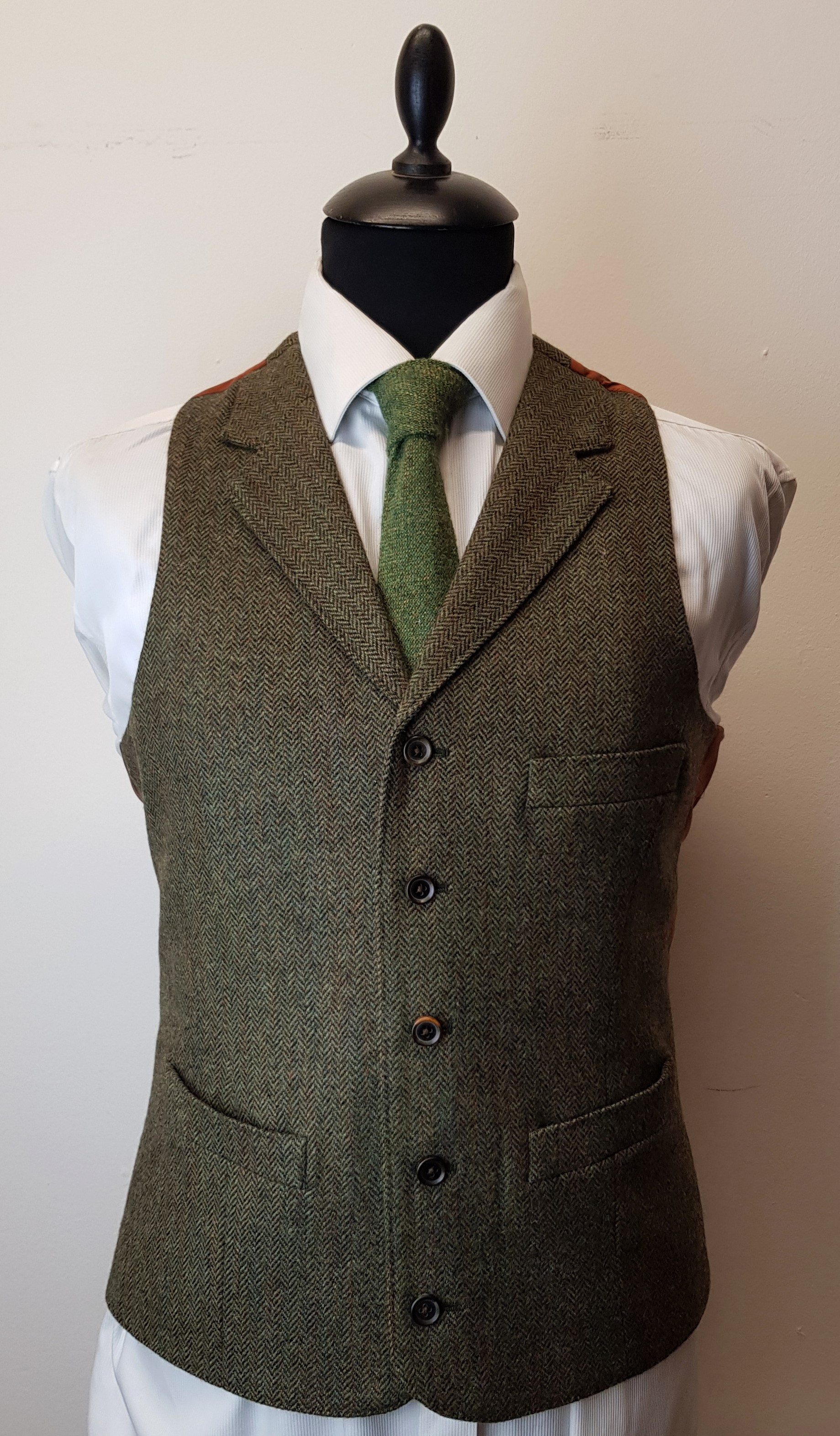 3 piece tweed suit in green herringbone (2).jpg
