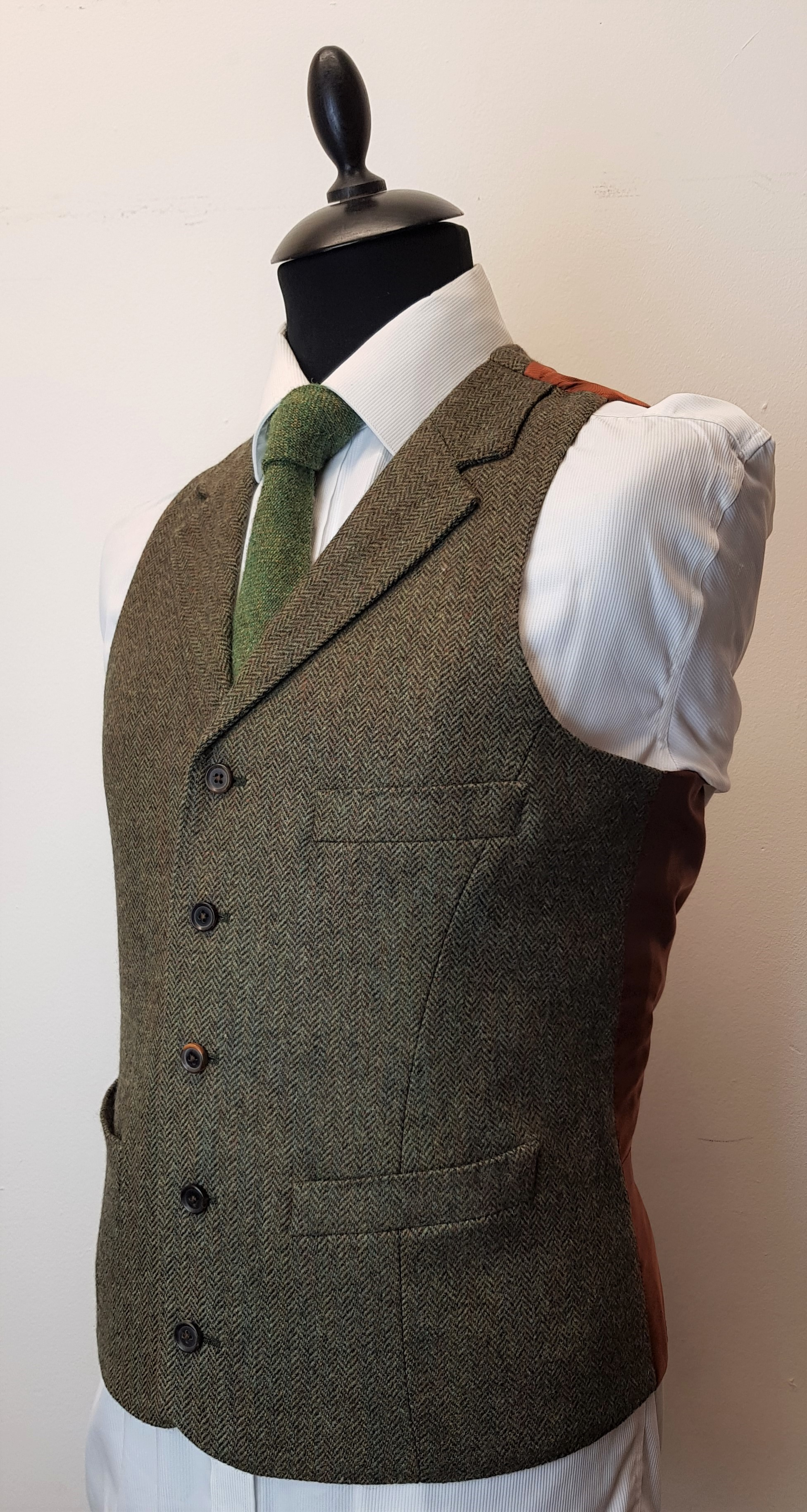 3 piece tweed suit in green herringbone (4).jpg