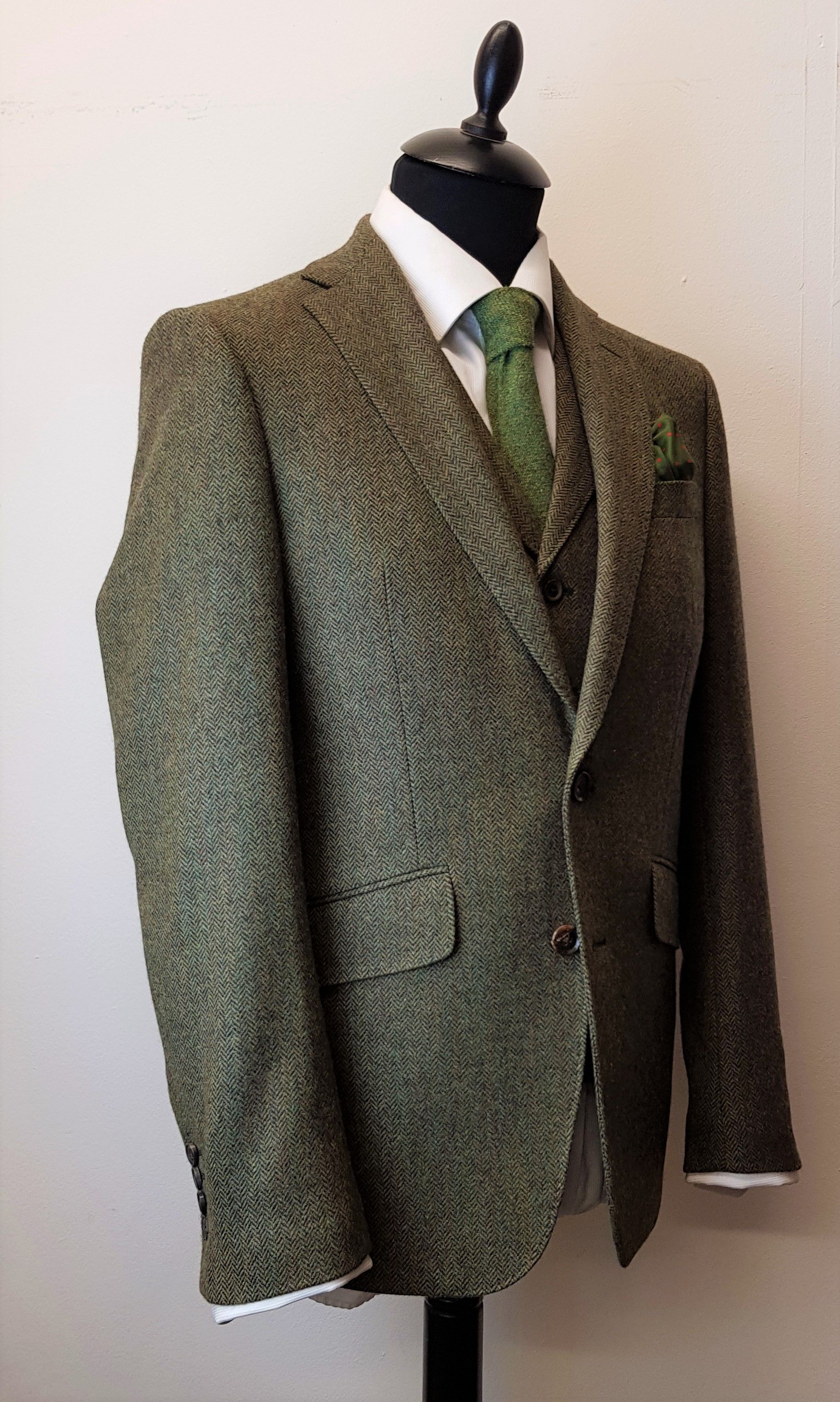 3 piece tweed suit in green herringbone (9).jpg