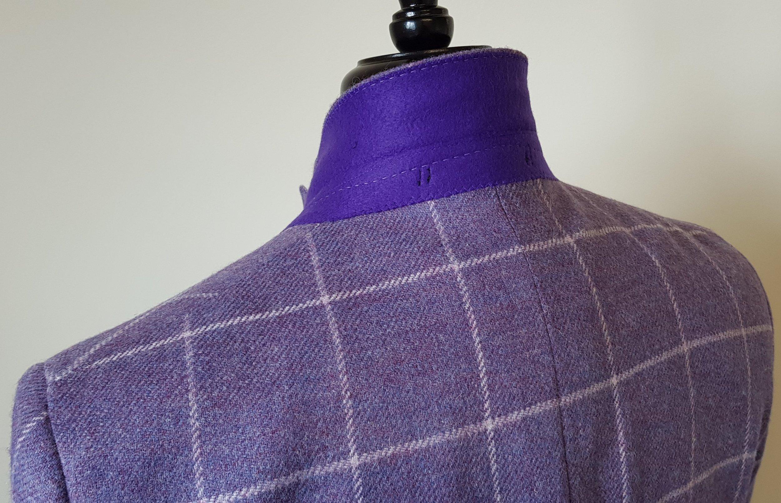 3 Piece Purple Check Tweed Suit (9).jpg