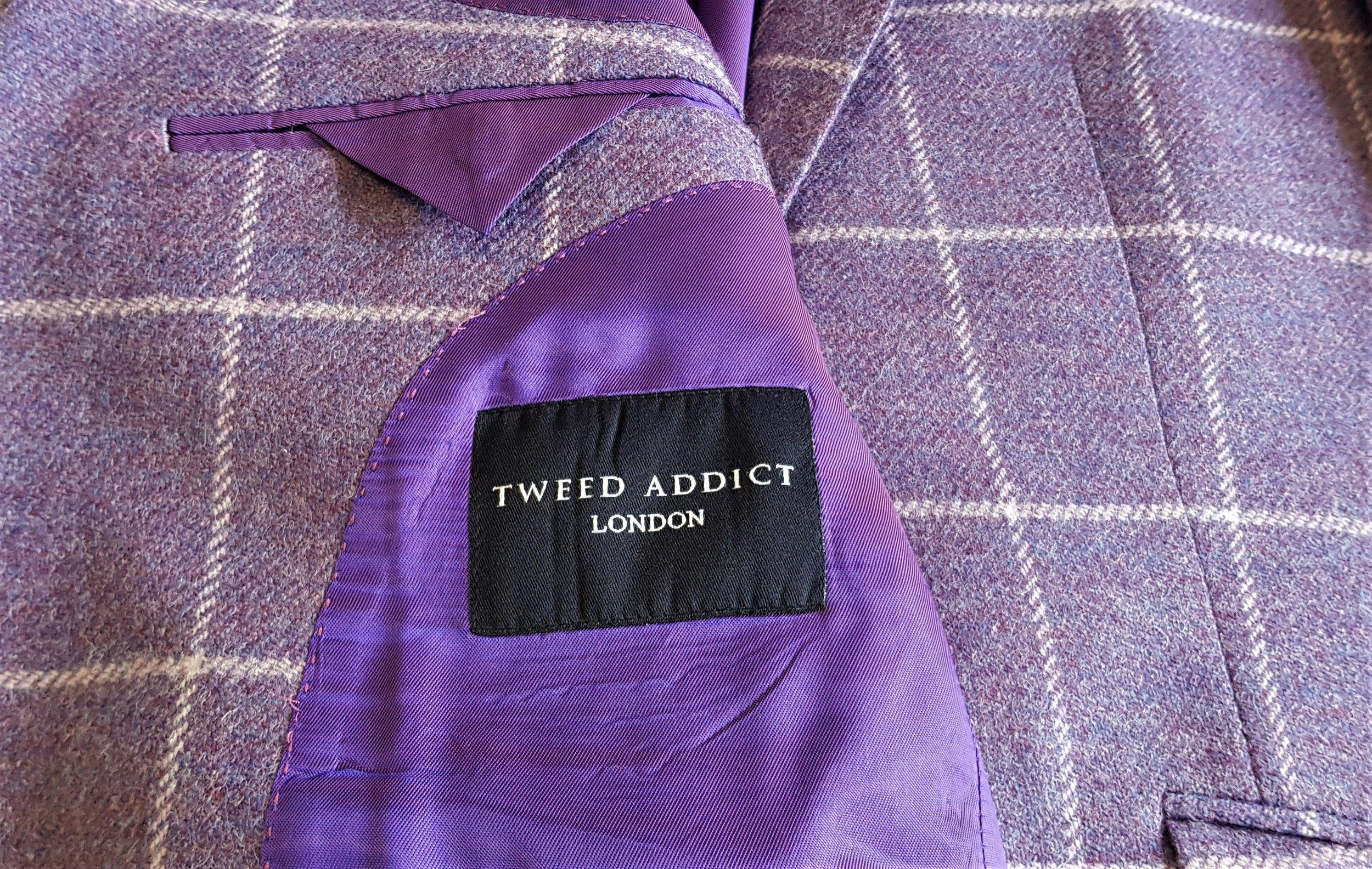 3 Piece Purple Check Tweed Suit (12).jpg